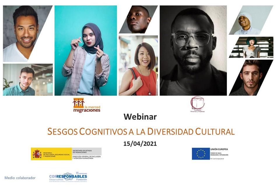 Webinar | Sesgos cognitivos a la diversidad cultural